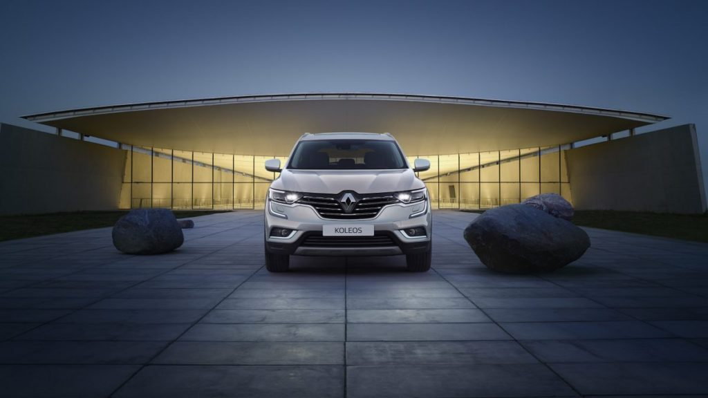 Nouveau Renault Koleos