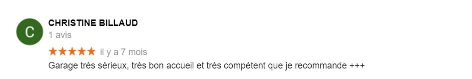 Avis Renault Montimaran GOOGLE