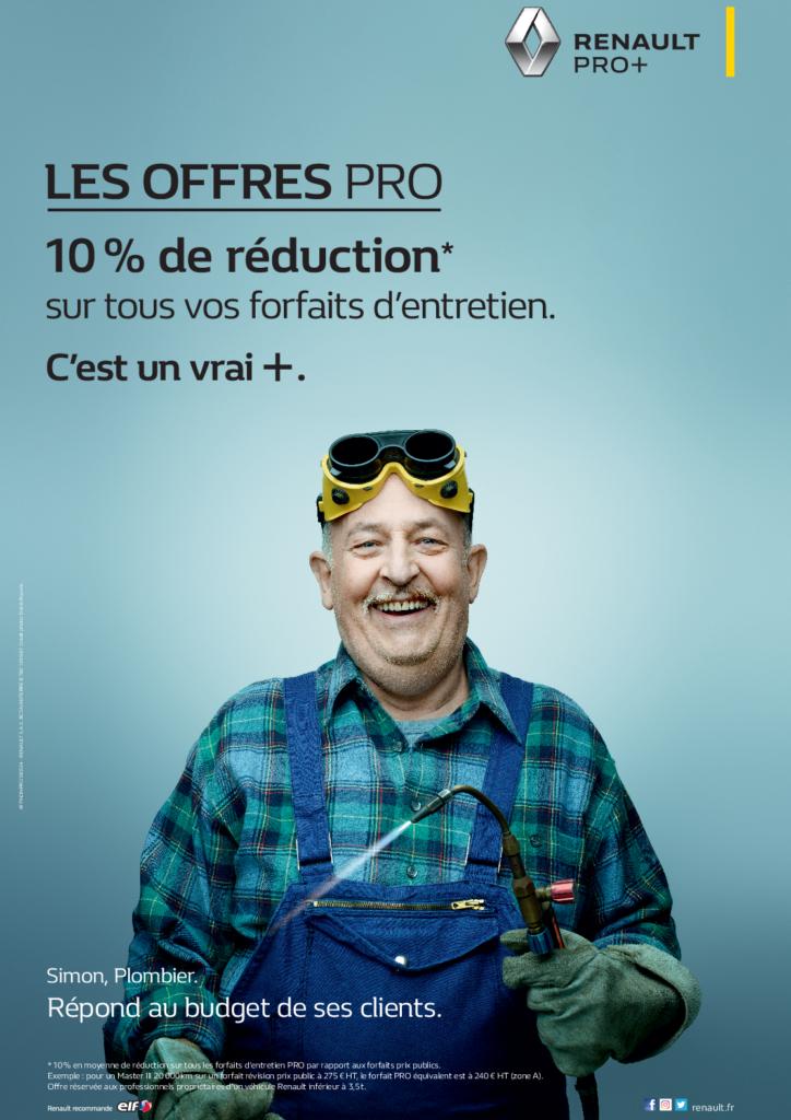 Entretien forfaits pro+ LV2V