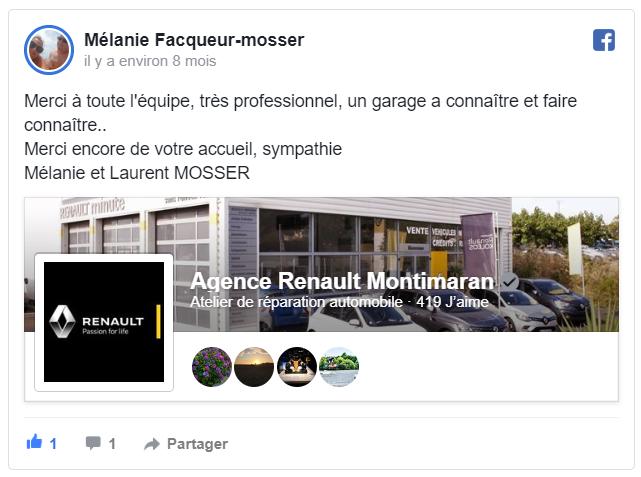 2.05.2018 Avis Renault Montimaran