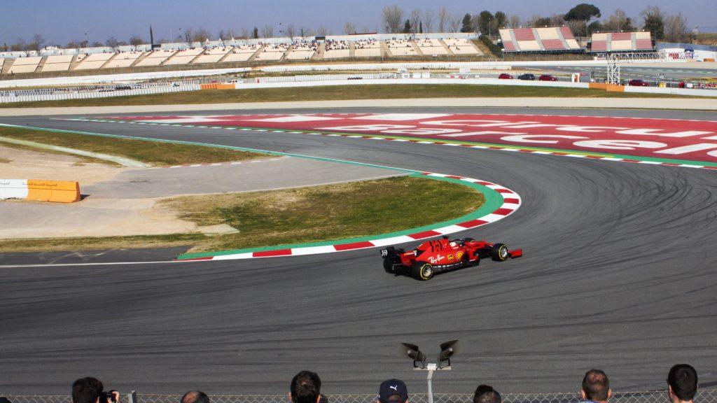 Formule 1 -FERRARI