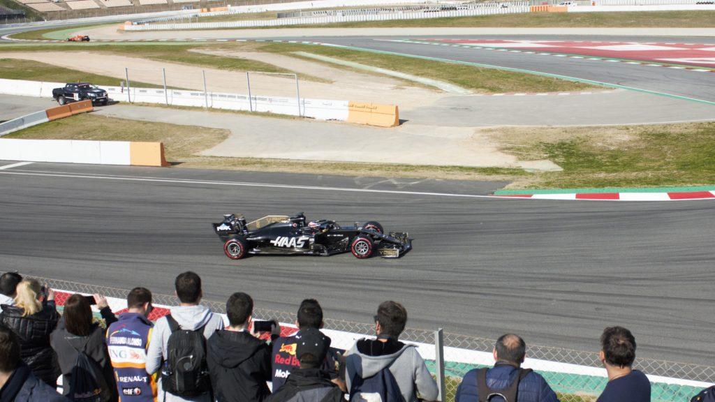 Formule 1 - HAAS