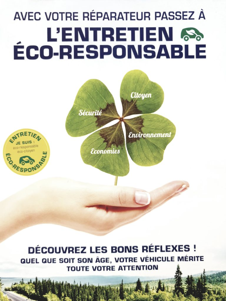 Entretien eco-responsable