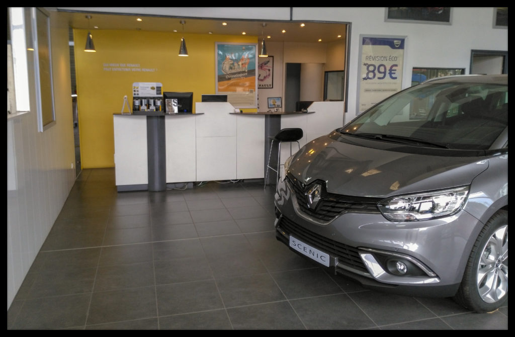ShowRoom LV2V Renault Montimaran